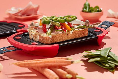 Microwave Grill de Lékué: un producto innovador que revolucionará las cocinas