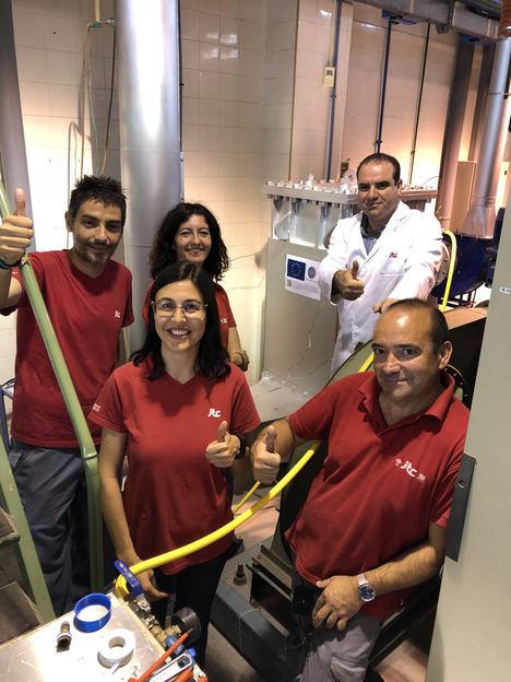 El ITC avanza en la mejora de la eficiencia energética en el sector cerámico a través del proyecto Smartrec