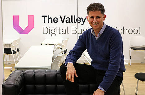 Miguel Reina, nombrado New Business Manager en The Valley