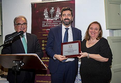 Joaquín Parra de Wine Up!, comunicador del año 2019 en el sector del vino