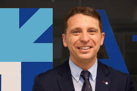 Miguel Ángel Llopis,  presidente de Atecyr.