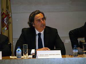 Miguel Ángel Martinez-Aroca