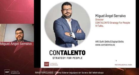 Miguel Ángel Serralvo,  IMF Institución Académica.