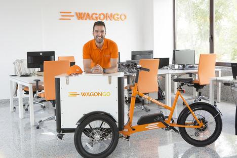 Nace WagonGO, la plataforma española que revolucionará el transporte instantáneo de paquetes y mercancías llegando a cualquier punto de la ciudad