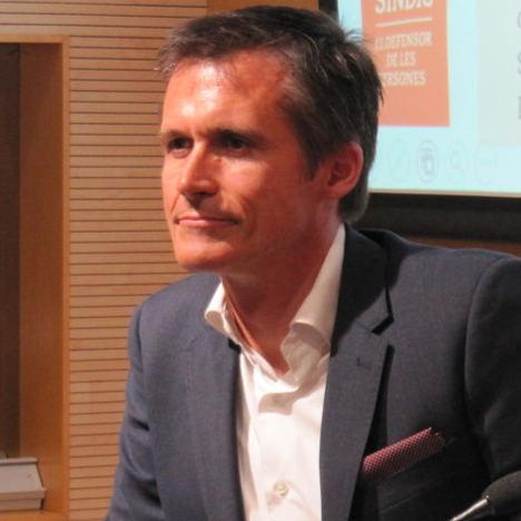 Mikel Mancisidor de la Fuente, miembro de ECOSOC.