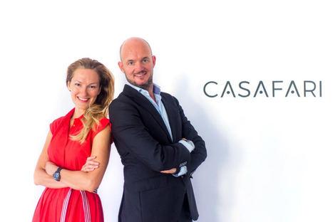 CASAFARI consigue 135 millones de dólares para extender su plataforma inmobiliaria en Europa