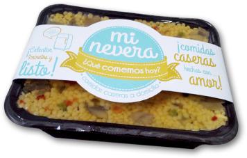 Minevera, la solución online para comer sano y variado sin cocinar