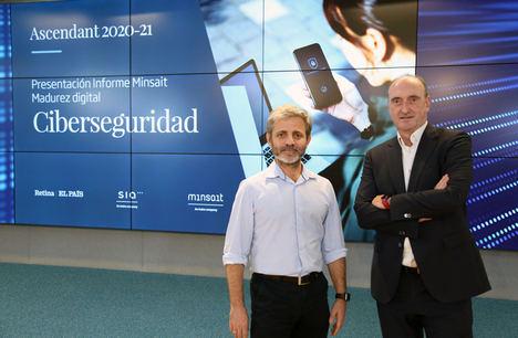 Carlos Beldarrain y Luis Álvarez, Minsait - SIA Infor Ascendant Ciber.