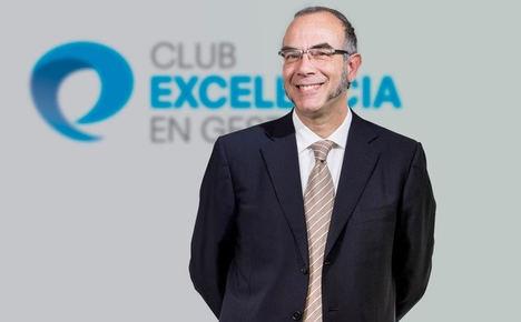 Miquel Romero, Club Excelencia en Gestión.