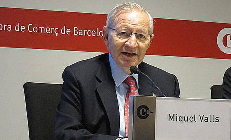 La Cámara de Barcelona considera prioritario apoyar los Presupuestos de 2019 para que Cataluña pueda recibir una inversión de acuerdo con su peso en el PIB español