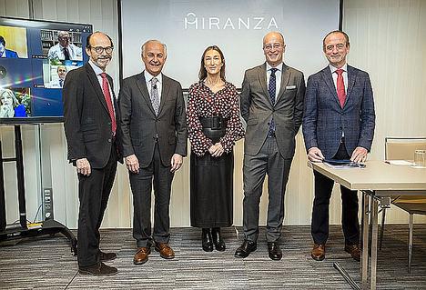 Miranza inicia su andadura para liderar la medicina oftalmológica en España