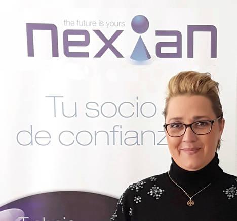 Miriam Gómez, Nexian Badalona.