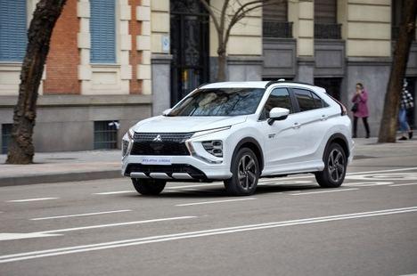 Nuevo Mitsubishi Eclipse Cross PHEV