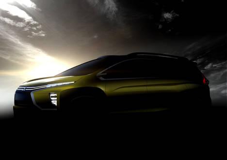 Estreno mundial del nuevo Mitsubishi MPV Concept Car