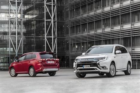 Las ventas globales de Mitsubishi Motors crecen un 18% en 2018