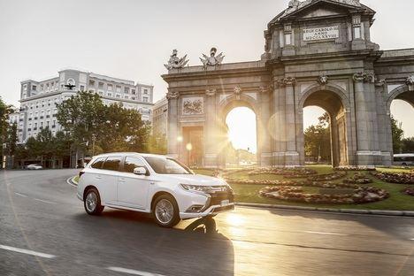 Mitsubishi crece un 38%