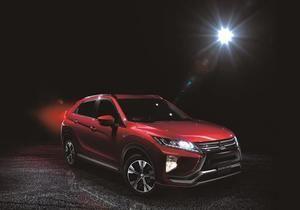 El Mitsubishi Eclipse Cross galardonado