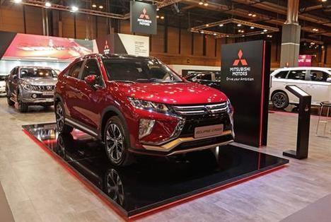 Agresivas ofertas de Mitsubishi en Madrid Auto