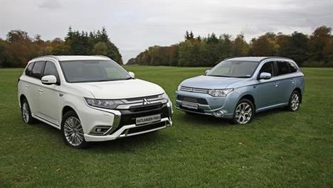 Mitsubishi Outlander PHEV cinco años de líder