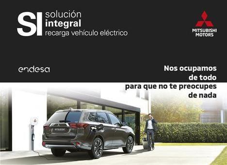 Mitsubishi y Endesa firman un acuerdo