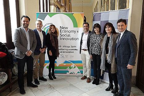 Málaga acogerá la II edición del NESI Global Forum, el 'Foro Global de la Nueva Economía e Innovación Social'