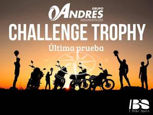 Málaga espera este fin de semana más de 300 'moteros' en el último reto del Andrés Challenge Trophy