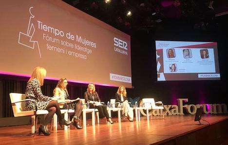 Mónika Blasco, CEO de Market Development, participa como ponente en el foro 'Tiempo de Mujeres'