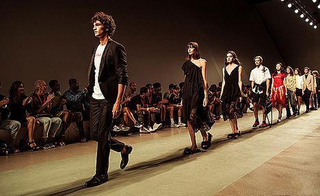 Lisboa Fashion Week.