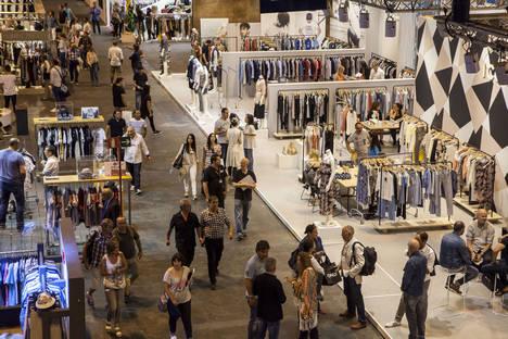 Hasta el día 11 se pueden visitar MOMAD Metrópolis y MOMAD Shoes, dos grandes salones dedicados a las tendencias en Textil y Calzado