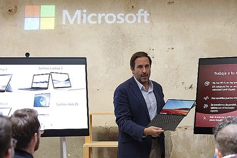 Los nuevos dispositivos Surface llegan en primicia a España