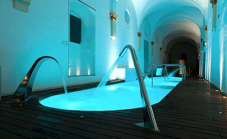 Monasterio de Piedra Hotel & Spa, paz y recogimiento
