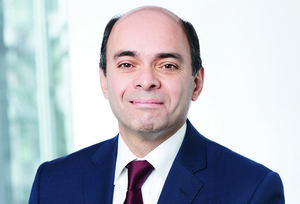 Mondher Bettaieb-Loriot, director de crédito corporativo, Vontobel AM.