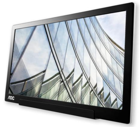 AOC lanza el monitor portátil de 15,6