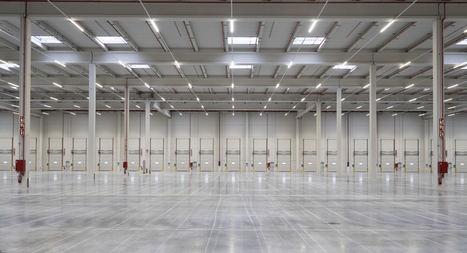 La monitorización en tiempo real y la simulación mejoran la gestión inteligente y la eficiencia de los edificios industriales