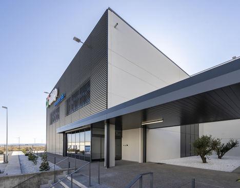 Montepino entrega a AITIIP la obra del Centro Tecnológico aragonés en Zaragoza