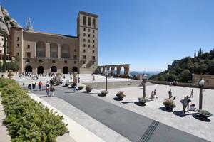 Montserrat, santuario de conectividad