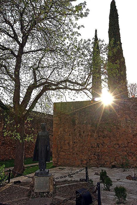 Monumento a la  Princesa Kristina.