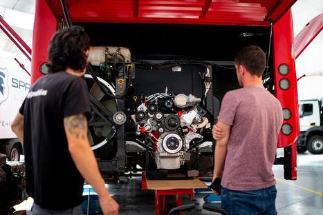 BeGas integra la economía circular en su estrategia a través de la sustitución de motores diésel
