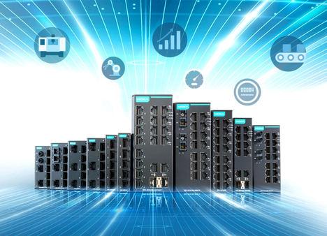 Moxa presenta su nueva gama de conmutadores Ethernet industriales desatendidos para contribuir a la expansión de redes fiables de forma sencilla