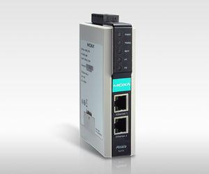 Moxa presenta las puertas de enlace Modbus-BACnet con seguridad reforzada para comunicaciones críticas de energía