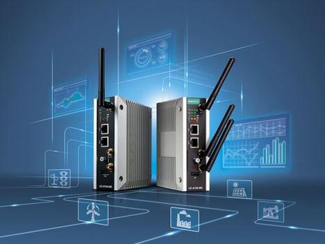 Moxa, solución de puerta de enlace IIoT Edge Gateway lista para Azure