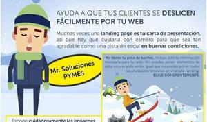 Mr. Soluciones Pymes muestra la importancia de la usabilidad en las landing page para atraer clientes