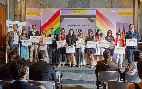 Más de 20 grandes empresas se adhieren a REDI para promover la gestión de la diversidad e inclusión LGBTI