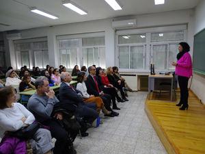 Más de 4.000 alumnos de la región de Madrid conocen la realidad del terrorismo a través de los testimonios de las víctimas