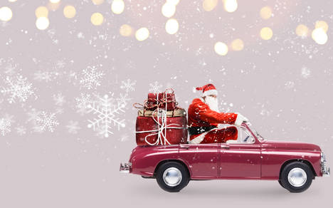 Papá Noel gastaría más de 40.000 euros si entregara los regalos en coche