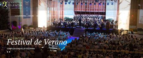 Música al aire libre y otras sorpresas de Fundación Excelentia en su Festival de Verano