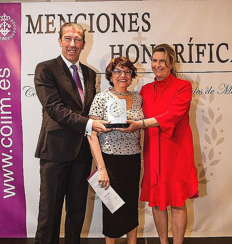 El proyecto Mujer e Ingeniería de la Real Academia de Ingeniería recibe la Mención Honorífica