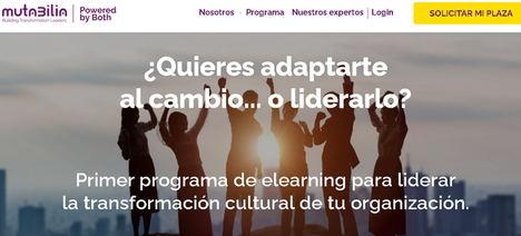 Mutabilia: La primera plataforma de e-learning para la transformación cultural de las empresas en la era post COVID