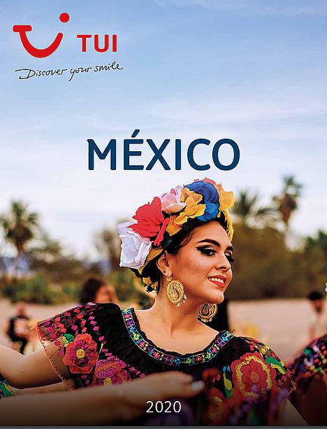 'México y Perú 2020', los dos nuevos catálogos monográficos de TUI