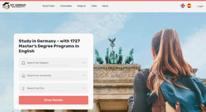 Crédito educativo sin intereses para estudiantes españoles en Alemania